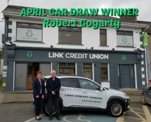 Car Draw Winner April 2018